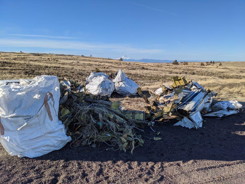 Aircraft Debris